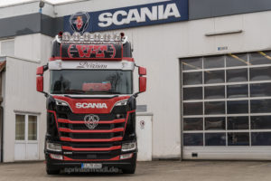 Wieland Transporte Scania New Generation S500