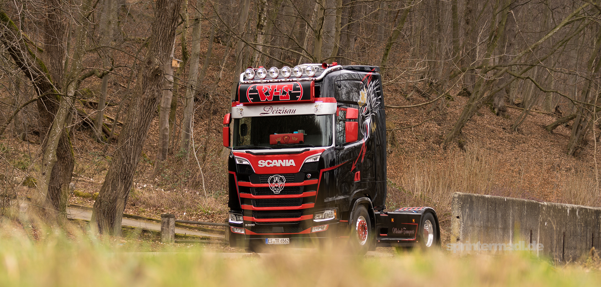Scania S500 New Generation
